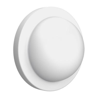 Mezza palla bianca, accessorio per portalampada Magnetico Plug
