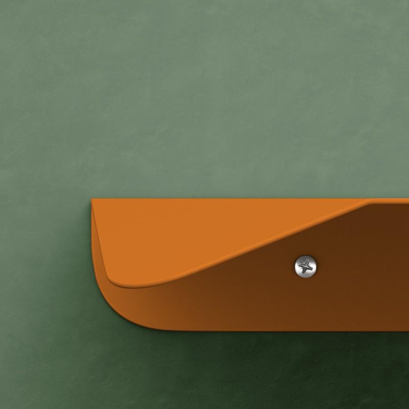 Mensola Magnetica arancio, accessorio per portalampada Magnetico Plug