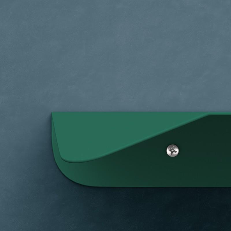 Mensola Magnetica verde, accessorio per portalampada Magnetico Plug