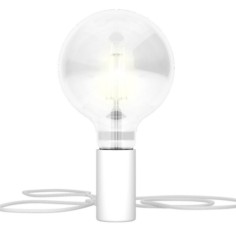 Magnetico®-Plug Bianco, portalampada magnetico pronto all'uso