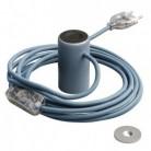 Magnetico®-Plug Blu, portalampada magnetico pronto all'uso