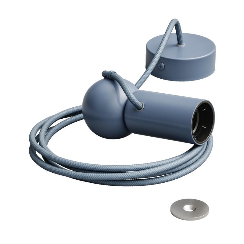 Sospensione magnetica blu