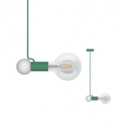 Sospensione magnetica verde