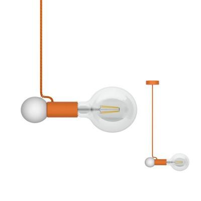 Sospensione magnetica arancione