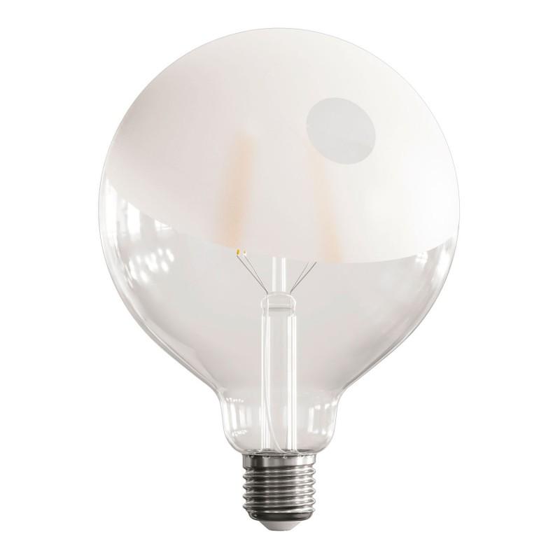 Lampadina LED Globo G125 Filamento Corto Linea Tattoo Lamp® Modello Pio 4W E27 2700K
